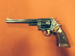 S&W Model 29 .44 Magnum with 8