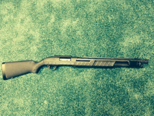 Remington 887 Nitro Magnum Tactical 12GA